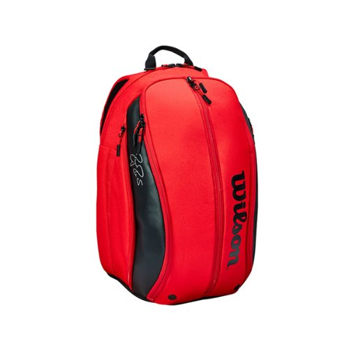 NEW FEDERER DNA BACKPACK INFRARED 윌슨가방