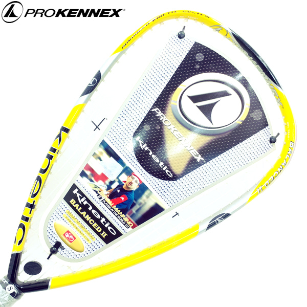 KINETIC BALANCED YE 케넥스RACKETBALL RACKET 12523