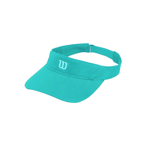 RUSH KNIT VISOR ULTRALIGHT OSFA 윌슨모자 BLUEBIRD