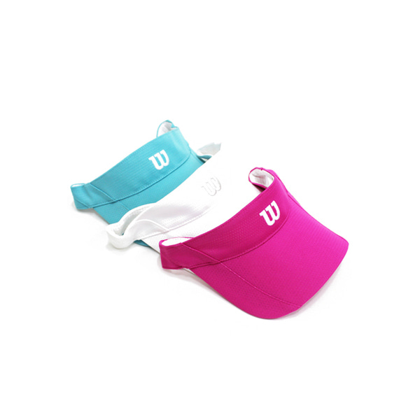 RUSH KNIT VISOR ULTRALIGHT OSFA 윌슨모자
