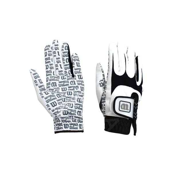 BLX TENNIS GLOVES WH BK 윌슨장갑 XK011