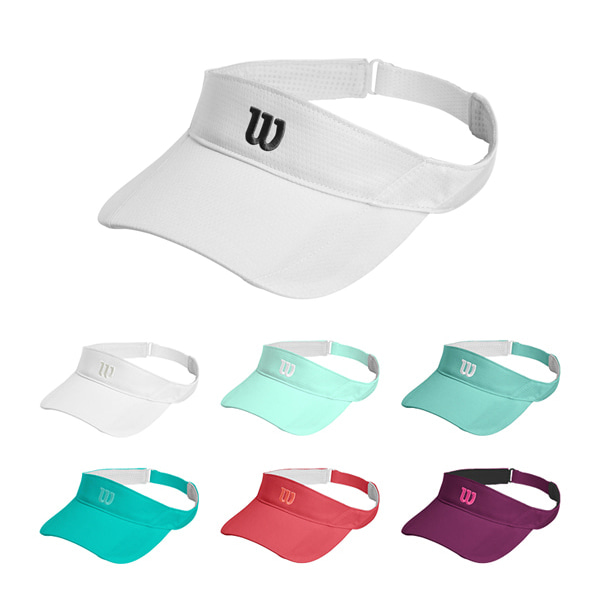 RUSH KNIT VISOR ULTRALIGHT 윌슨모자