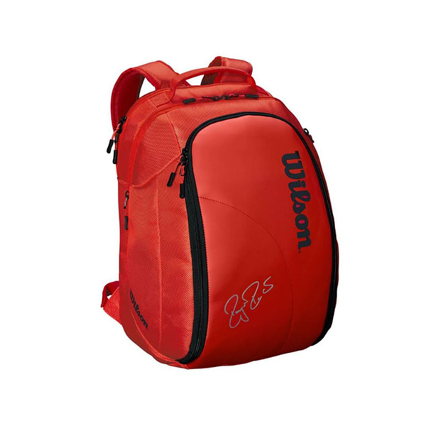 FEDERER DNA BACKPACK INFRARED 2018 윌슨가방