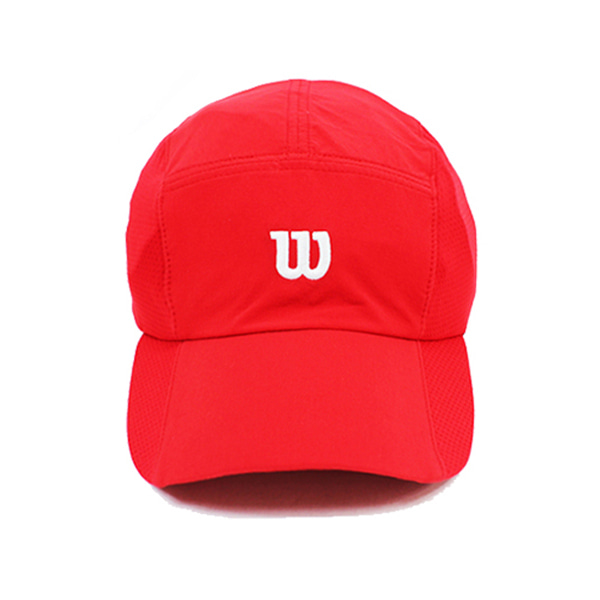 U RUSH STRETCH WOVEN CAP RED(윌슨모자)WR50049