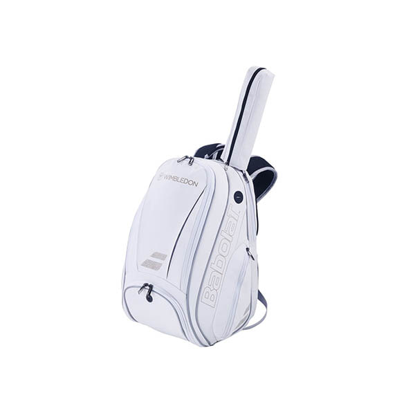 BACKPACK PURE WIMBLEDON 2019 바볼랏가방 WHITE GOLD