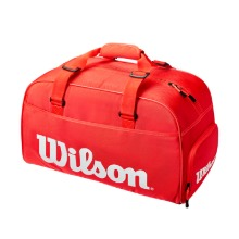 SUPER TOUR SMALL DUFFLE INFRARED 윌슨가방