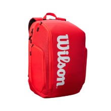 SUPER TOUR BACKPACK RED 2021 윌슨가방